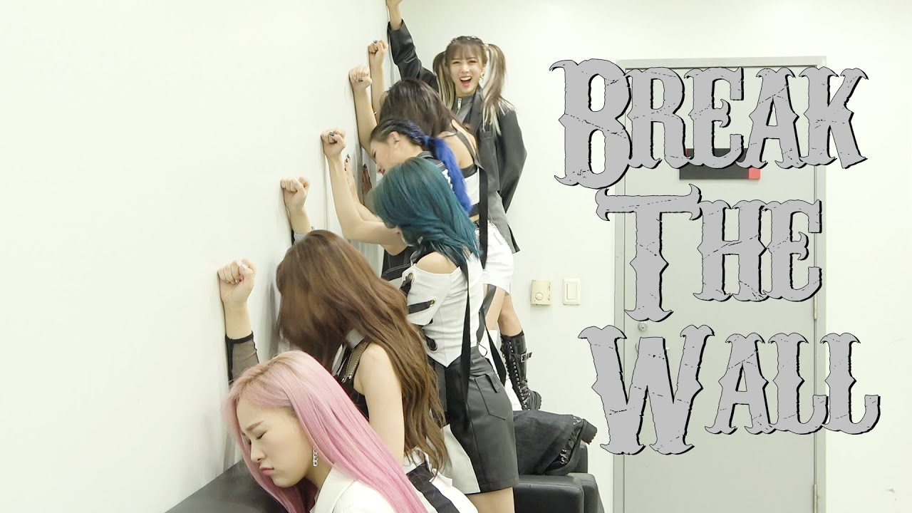 [Korea] MV : Dreamcatcher - Break The Wall