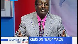KEBS says manufacturers, suppliers and retailers should ensure maize flour meets quality standards