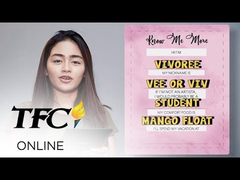 TFC Digital: All About Me with Vivoree
