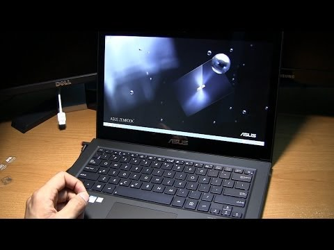Asus Zenbook UX301LA Unboxing & First Impressions!