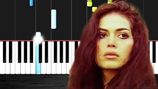 Hasretinle Yandı Gönlüm   Piano Tutorial By VN