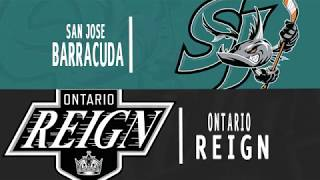 Barracuda vs. Reign | Feb. 23, 2020
