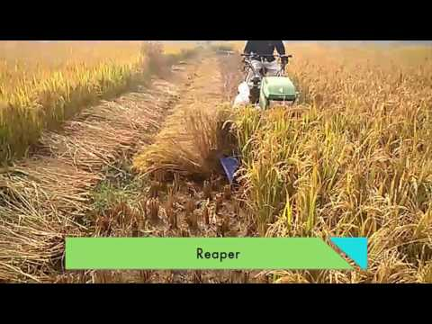Kirloskar Power Tillers MegaT 15hp