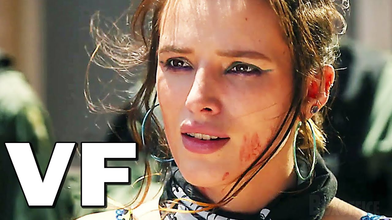 INFAMOUS Bande Annonce VF (2021) Bella Thorne