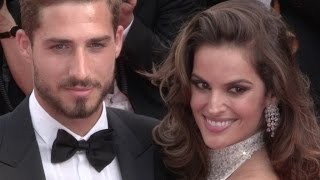 Izabel Goulart And Her Boyfriend Kevin Trapp On The Red Carpet In Cannes