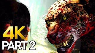 Shadow of the Tomb Raider Gameplay Walkthrough Part 2 PC 4K 60FPS