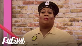 RuPaul's Drag Race | Orange Is The New Drag with Latrice Royale | Season 7