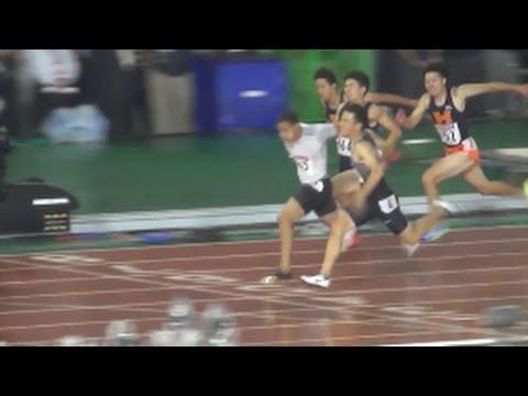 優勝はケンブリッジ飛鳥!日本選手権男子100m決勝