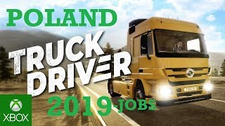 New Driving job at POLAND 2019//Latest job at Poland 2019//How to find job in Poland//Truck Driver