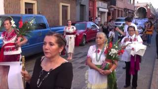 Cotija Peregrinación del Barrio Fuerte