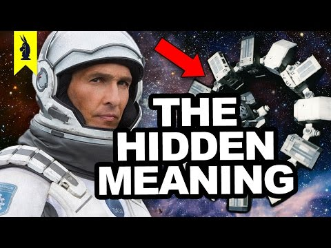 HIDDEN MEANING IN THE CHRISTOPHER NOLAN'S INTERSTELLAR