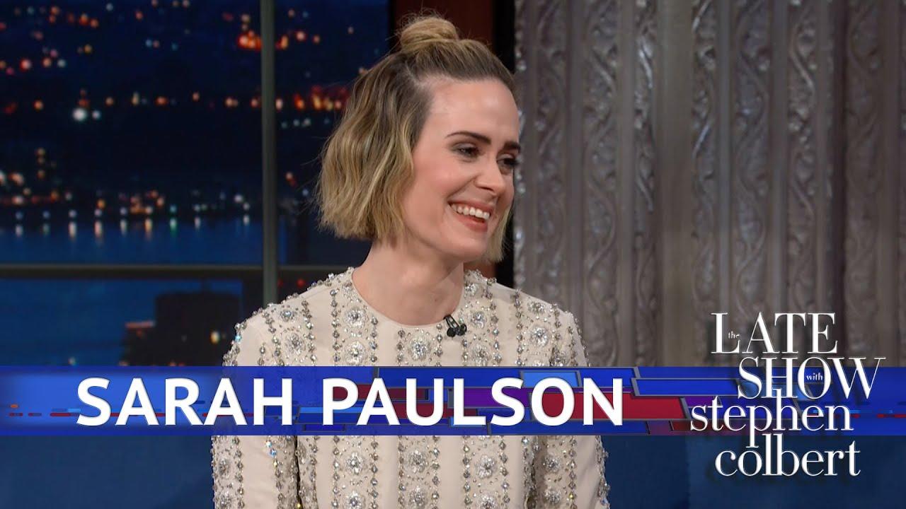 Sarah Paulson Hasn't Seen 'Bird Box' Yet thumbnail