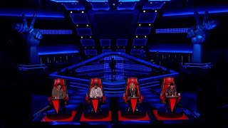 The best reggae auditions from The Voice (HD)