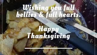 Wishing you full bellies