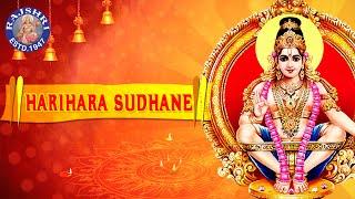 Harihara Suthane Sharanam Sharanam Ayyappa  Ayyappa Devotional  Ayyappa Nithyaparayanam