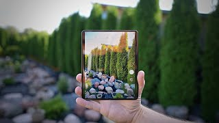 Samsung Galaxy Z Fold3 5G Review - The Best Foldable Smartphone Yet
