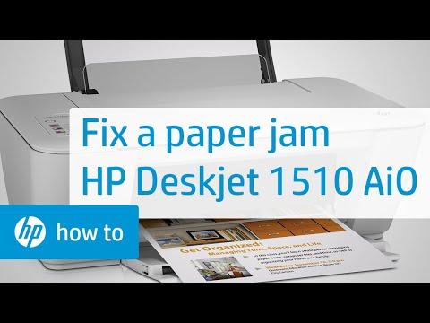 comment installer hp deskjet 1510