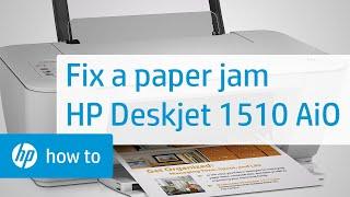 Printer Does Not Pick Paper: Deskjet 1510, 2540, and 2545