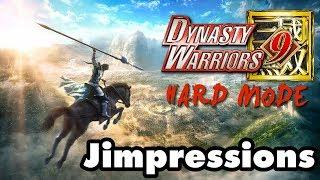 Dynasty Warriors 9 HARD MODE - It's Still Fucking Shit (Jimpressions)   Kholo.pk