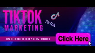49375I Will Teach You How To Market Your Product or Service on Tik Tok