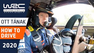 WRC 2020: How to drive a World Rally car!
