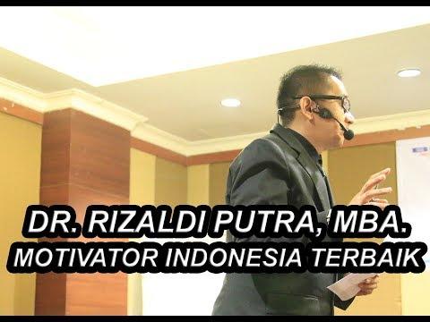 Seminar Motivasi untuk Duta BRI bersama Motivator Indonesia Terbaik