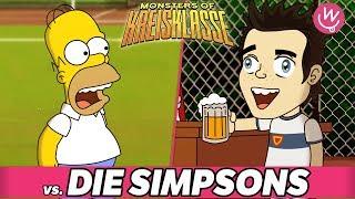 Monsters of Kreisklasse: Die Simpsons vs. Borussia Hodenhagen