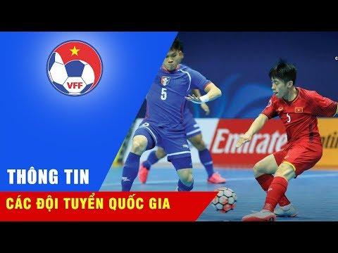 ĐT Futsal Việt Nam xuất sắc giành vé vào tứ kết Giải futsal châu Á 2018