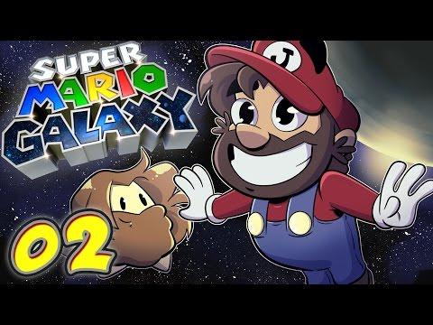 Super Mario Galaxy Let's Play #2 - Ophiuchus