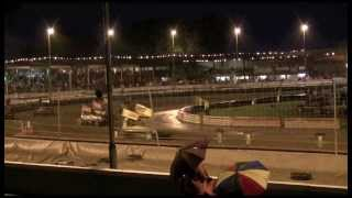 preview picture of video 'MILDENHALL BriSCA F2 STOCKCARS FINAL 27TH JULY 2013'