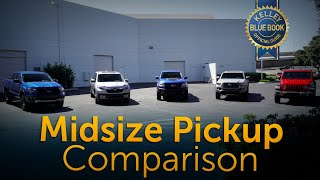 Midsize Pickup Truck Comparison