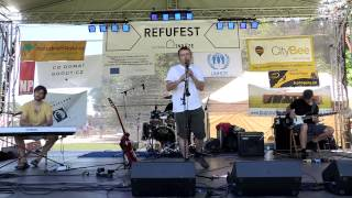 Video Refufest 2014 Praha Kampa - NONSEN