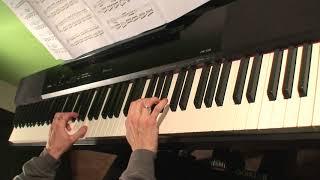 In Memoriam. Kirill Richter (Piano Cover)