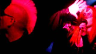 FAITH AND THE MUSE - Sredni Vashtar (Live CUT - Le Klub - 19/07/2010)