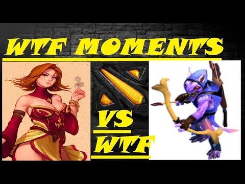 Dota 2 WTF Moments Necromicon Vs Lina Part 2 Montage