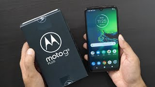 Motorola Moto G8 Plus Unboxing & Overview The Confused Camera Phone
