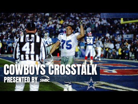 Cowboys Crosstalk: Tony Casillas | Dallas Cowboys 2021