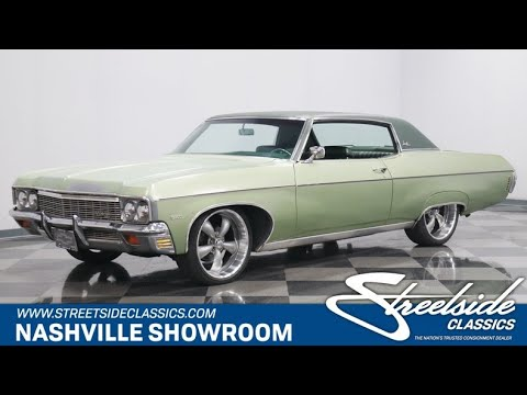 1970 Chevrolet Impala (CC-1351018) for sale in Lavergne, Tennessee