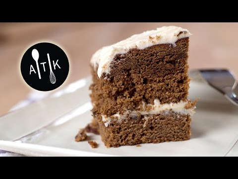 Video Amoretti: How to make a Spanish Bar Cake