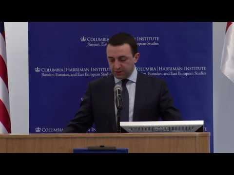 Georgia's Path to Euro-Atlantic and European Integration by Irakli Garibashvili
