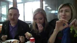 Как готовят шашлыки в Казахстане. Шашлычная в Алматы