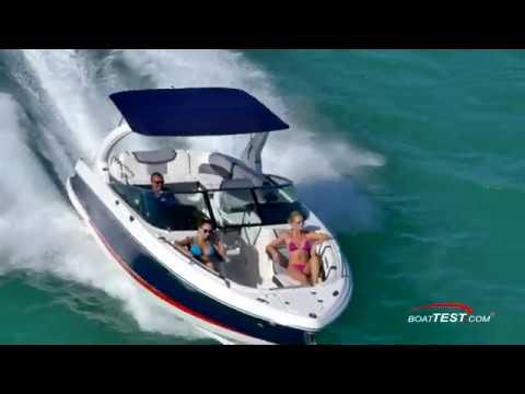 Chaparral 297 SSX video