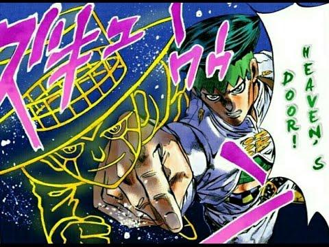Rohan vs RPS Kid Full Fight - Jojo MMV   Jojo's Bizarre Adventure Diamond is Unbreakable   HD