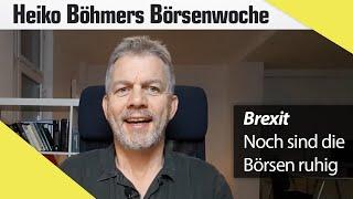 Brexit-Entscheidung: Noch sind die Börsen ruhig – aber wie lange noch?