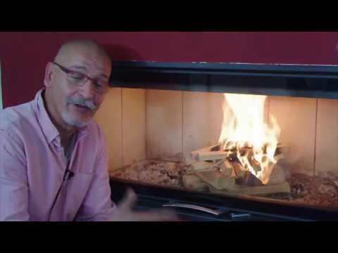 Comment allumer un feu sans fumées et sans salir