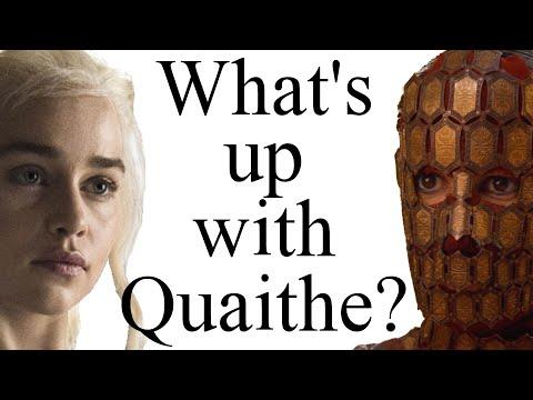 O co jde Quaithe?