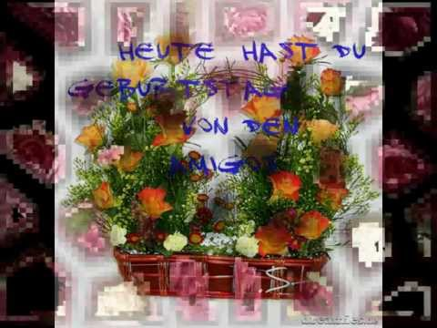 Du Hast Heut Geburtstag Text Und Melodie Lukas Di Nunzio