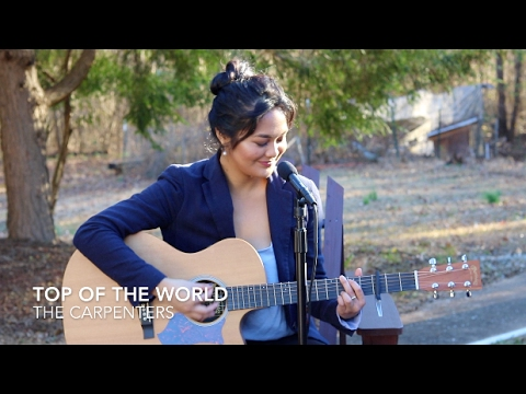 Shane Ericks Top Of The World Acoustic Cover Chords