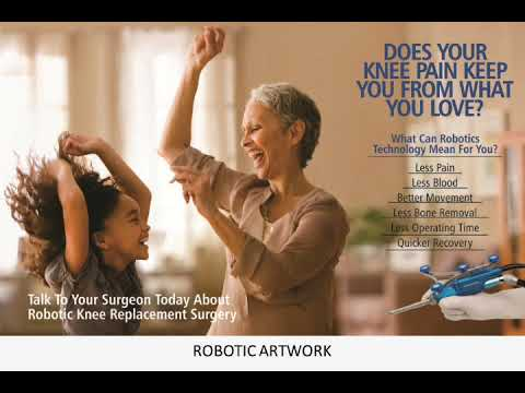 Robotic Assisted Joint Replacement Surgery - Dr Hrushikesh Saraf