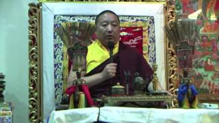 03 07 15 Tendrel Nyesel Sadhana Practice MP4 English Title